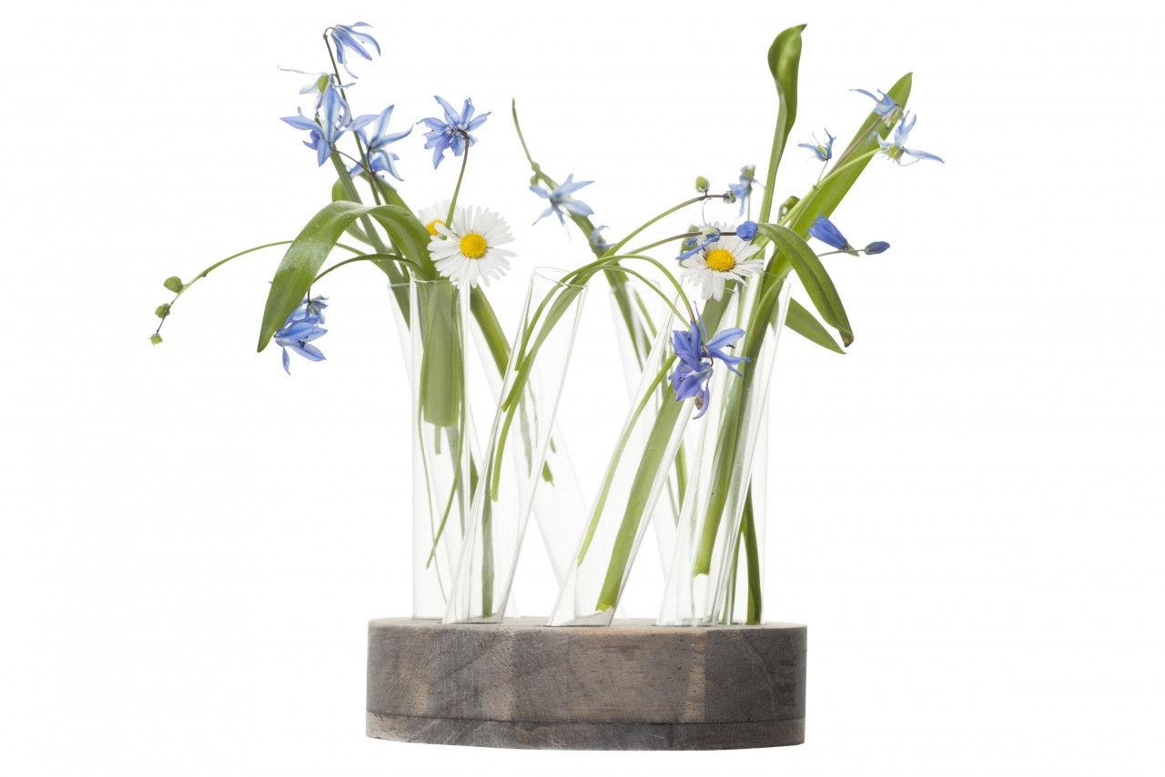 Test Tube Flower Vase